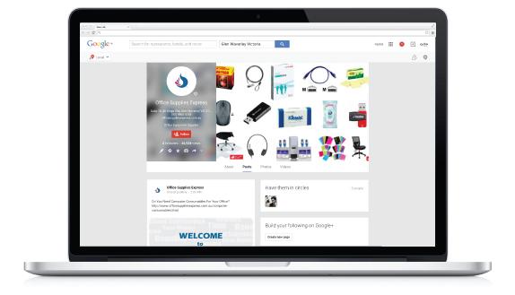 Google  Office Supplies Express