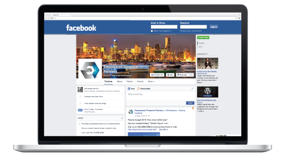 Facebook Empowered Financial Partners