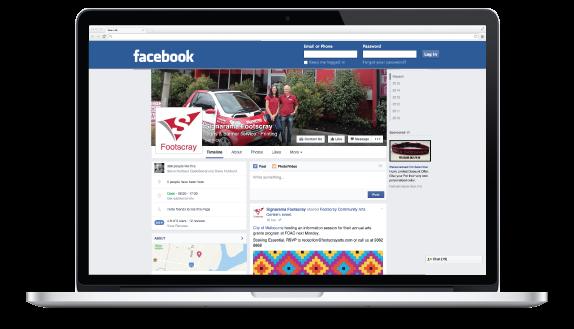 Facebook Signarama Footscray